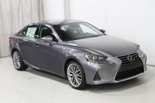 New 2019 Lexus IS 300 300