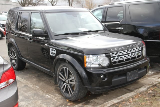 Pre-Owned 2012 Land Rover LR4 HSE LUX