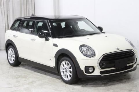 Pre-Owned 2017 MINI Cooper Clubman